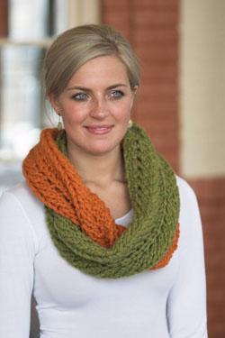 Knitting Patterns Galore Infinity Scarf