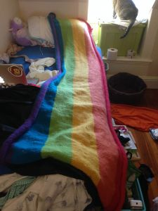 Rainbow Blanket (without border)