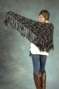 Triangular Shawl