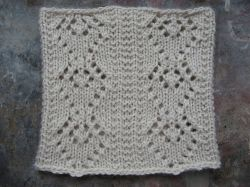 Diamond Lace Cowl