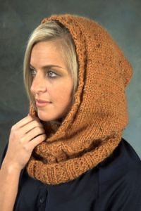 Hooded Neckwarmer