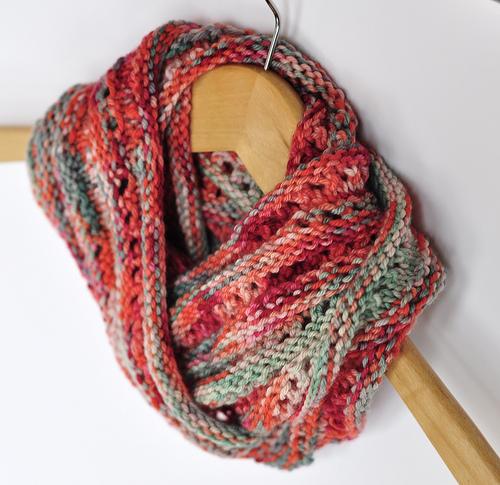 Knitting Patterns Galore Posie Moebius