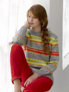 Electric Avenue Pullover