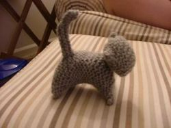Knitted Kitty