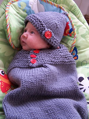 Knitting Patterns Galore Baby Cozy