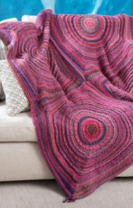 Squared Shades Throw