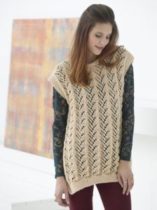 Fan Lace Tunic