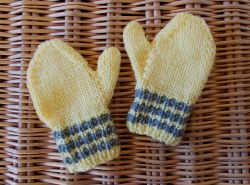 Toddler Baby Mittens