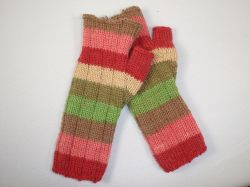 Work Horse Fingerless Mittens