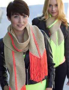 Hot Point Scarf