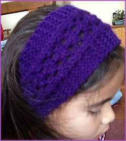 Easy Lacy Headband