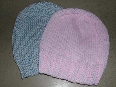 Knitting Patterns Galore Welcome To The World Newborn Hat
