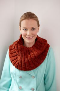 Ribbed Column Cowl