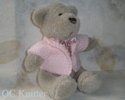 Beary Easy Sweater