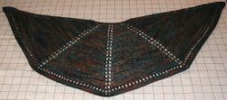 Weaver's Wool Mini Shawl