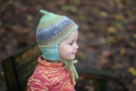 Knitting Patterns Galore - Living Crafts Childs Hat