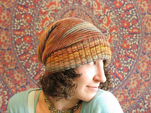 Knitting Patterns Galore - Sockhead Hat