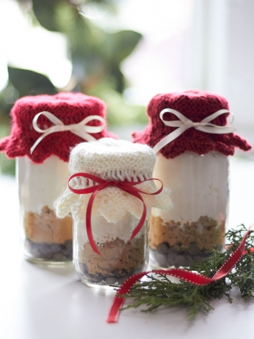 65c0679be Knitting Patterns Galore - Gift Jar Toppers