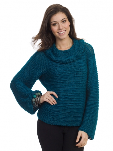 Knitting Patterns Galore So Easy Sweater