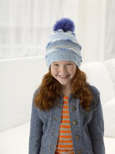 Jazzy Knit Hat