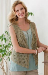 Four Seasons Knit Vest