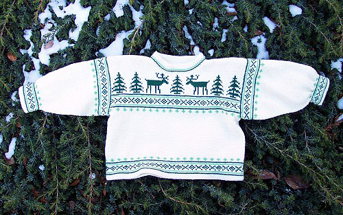 Knitting Patterns Galore Baby Norgi