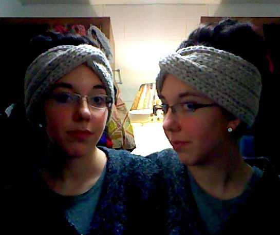 Knitting Patterns Galore Turban Headband