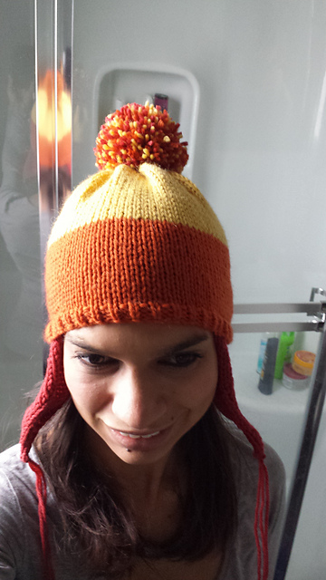 Knitting Pattern For Jayne s Hat Firefly : Knitting Patterns Galore - Firefly Jayne Inspired Hat