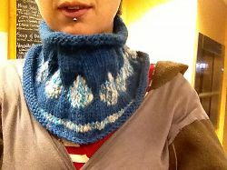 Bejeweled Cowl