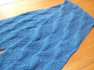 Knitting Pattern For Reversible Doll : Knitting Patterns Galore - Asherton Reversible Scarf
