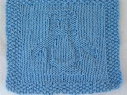 Penguin Washcloth