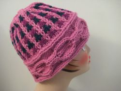 Basket Tweed Hat