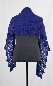 Rocketship Shawl Wrap