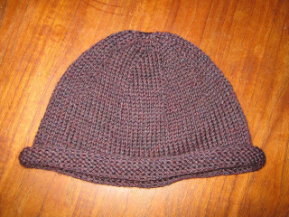 077b3d687e5 Knitting Patterns Galore - Basic Roll-Brim Beanie