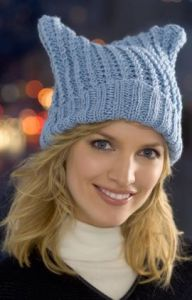 Floppy Knit Hat