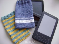 Kindle Cover Cozy (2 ways)