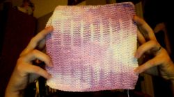 Nine Lines Washcloth