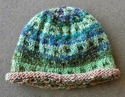 Dotty-Stripes Hat