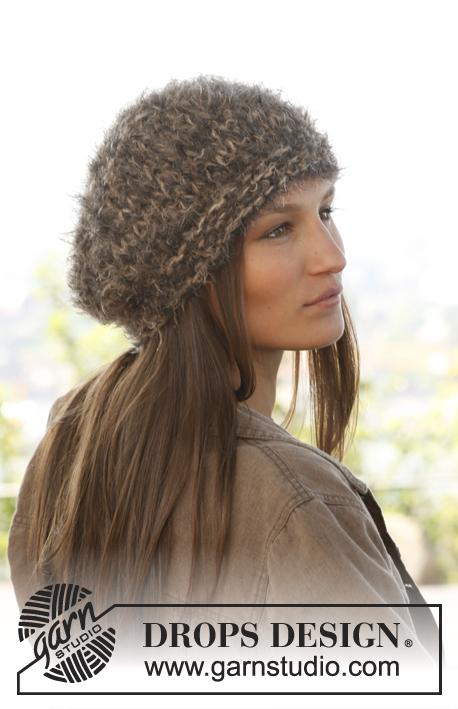 Knitting Patterns Galore Happy Hat