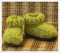 Greemy Baby Booties
