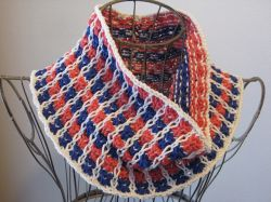 Field of Tulips Cowl