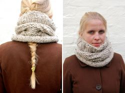 The Rime Frost Cowl