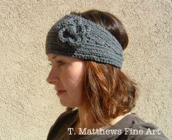 Morning Walk Headband Earwarmer