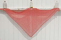 One-Skein Shawl