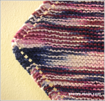 Simple Dishcloth Knitting Pattern : Knitting Patterns Galore - Idiots Dishcloth