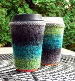 Kureyon Coffee Cozy