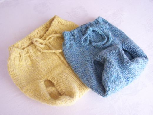 Knitting Patterns Galore Wool Diaper Cover