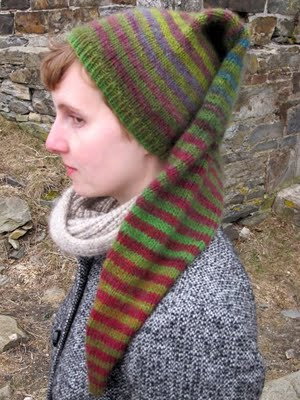 Chroma Stocking Cap Free Knitting Pattern. Chroma Stocking Cap a0e97d7d919