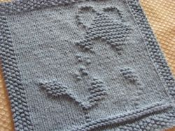 Gardening Dishcloth