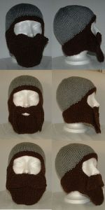 Bearded Toque